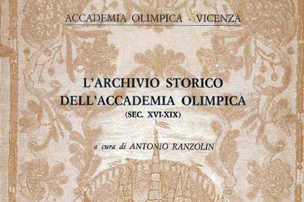 Archivi Accademia: XVI-XIX secolo