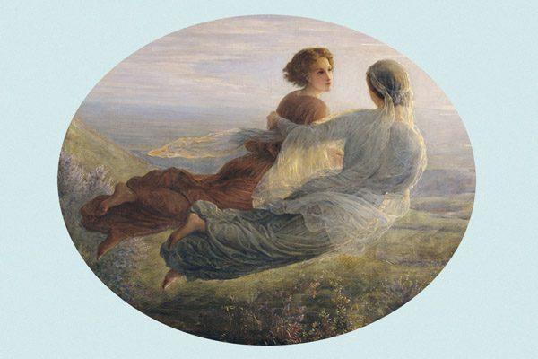 Con Fogazzaro ne «Il mistero del poeta»