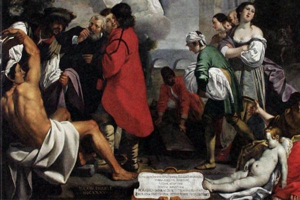 Massaria e la peste a Vicenza nel 1576