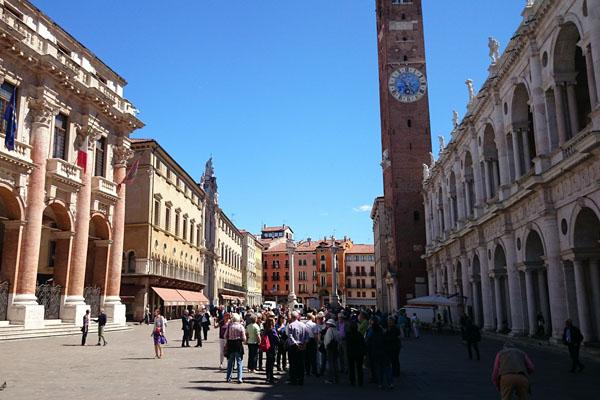 Vicenza, appunti per il Centro storico